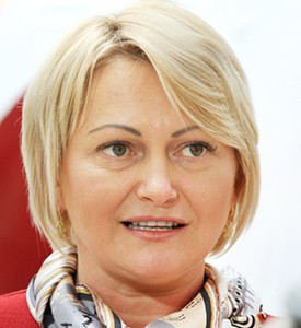 Joana Bikulčienė Fot. Marian Paluszkiewicz