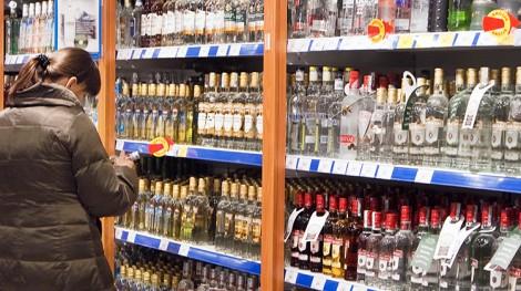 Litwa pod względem spożywanego alkoholu zajmuje 3. miejsce na świecie Fot. Marian Paluszkiewicz