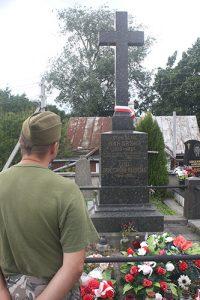 Stary cmentarz farny Grodna nieco przypomina wileńską Rossę, są tam groby zasłużonych Polaków, również Elizy Orzeszkowej Fot. Waldemar Szełkowski