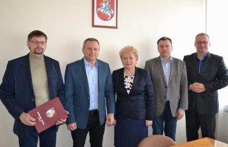 Współpraca między miastem Pasym a gminą Sużany trwa już od 1998 roku
