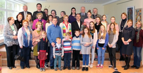 Zdjęcie na pamiątkę tej chwili: wśród bliskich, rodziny, przyjaciół Fot. Antanas Žitkauskas