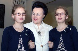 Siostry Anna i Irena Butowicz Fot. Jerzy Karpowicz