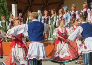 Zespół z Mińska popisał się profesjonalizmem Fot. Anna Pieszko