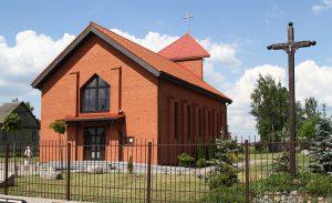 Kościół pw. św. Rafała Kalinowskiego Fot. Marian Paluszkiewicz