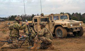 Wspólne ćwiczenia to największy sprawdzian zgrania i reakcji wojska na współczesne zagrożenia Fot. defence.org