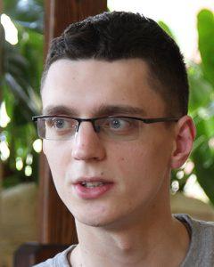 Artur Markiewicz Fot. Marian Paluszkiewicz