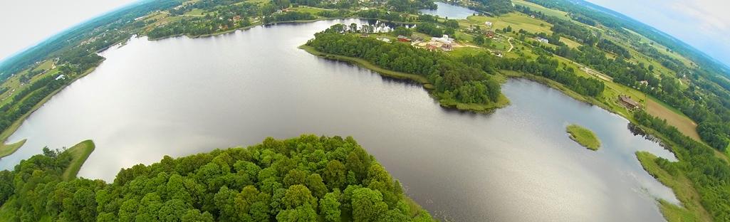 Jakość wody w kąpieliskach rejonu wileńskiego jest dobra    Fot.vrsa.lt