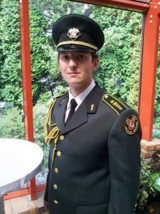 Justinas Orlavičius, główny inspektor-radca prawny w Litewskim Departamencie Urzędu Celnego Fot. Justinas Orlavičius
