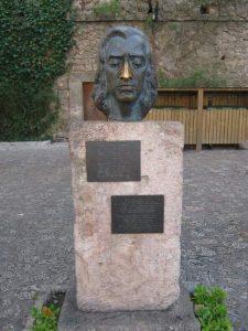 Pomnik Chopina Fot. Justyna Giedrojć