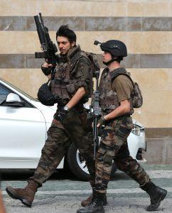 Jako odpowiedź na próbę zamachu stanu w Turcji zatrzymano dotychczas 7,5 tys. osób