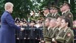Mianowanie na pierwszy stopień oficerski