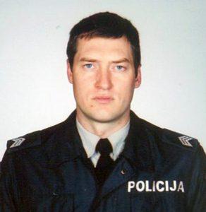 36-letni Liudas Šimkus Fot. ELTA