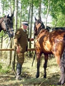 Ze swoimi zbiorami militariów wystawi się ponad cztery tysiące hobbystów z całej Europy Fot. Krzysztof Subocz