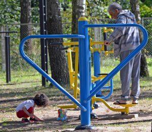 Uchodźcy mimo że są wdzięczni Litwie za przytulek, obawiają się że nie dadzą rady ani znaleźć pracę ani wyżywić liczne rodziny Fot. Witold Janczys