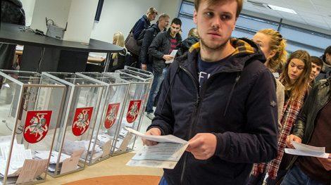 Liczba chętnych oddać swoje głosy wcześniej jest podobna, jak i podczas ubiegłych wyborów Fot. Marian Paluszkiewicz