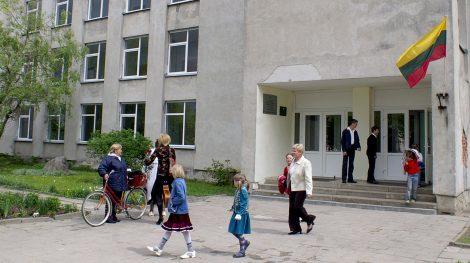 Z powodu prac w kotłowni w miednickiej szkole nie ma ogrzewania Fot. Marian Paluszkiewicz