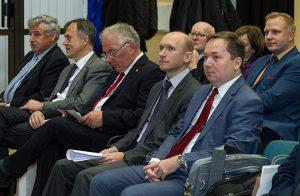 Na uroczystość przybyli goście z Polski i Wiednia Fot. Marian Paluszkiewicz