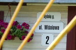 Walka litewskich władz z dwujęzycznymi nazwami ulic trwała kilka lat Fot. Marian Paluszkiewicz