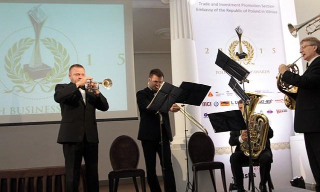 """Po raz pierwszy przyznana zostanie nagroda w kategorii """"Litewska firma polonijna"""" Fot. Marian Paluszkiewicz"""