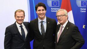 Zdaniem ekspertów, CETA otworzy dla litewskich eksporterów rynek Kanady z 36 milionami potencjalnych konsumentów Fot. Marian Paluszkiewicz