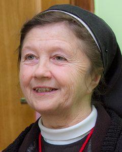 Siostra Iwona Fot. Marian Paluszkiewicz