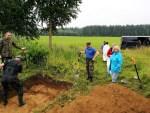 IPN zakończył pierwsze prace na Litwie