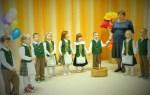 Przedstawicielom władz rejonowych – serdeczne wyrazy wdzięczności społeczności przedszkola w Rzeszy