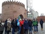 Edukacyjna wycieczka Warszawa- Kraków-Wieliczka