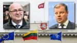 Wybory prezydenta Litwy 2019: wzajemne wsparcie Matijošaitisa ze Skvernelisem