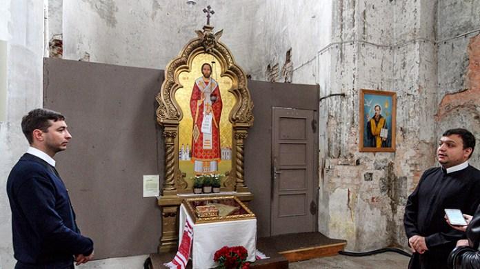 Cerkiew Św. Trójcy i klasztor Bazylianów w Wilnie