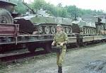 25 lat temu ostatni żołnierz rosyjski opuścił Litwę