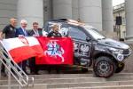 Minister spraw zagranicznych Polski złożył swą pierwszą wizytę na Litwie