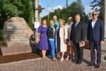 Ministrowie Rzeczypospolitej Polski z oficjalną wizytą w Czarnym Borze