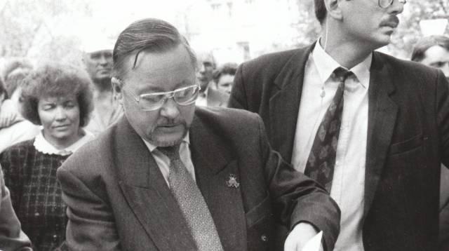 Anton von Gravrock, fot. archiwum Antona von Gravrock
