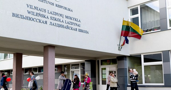 "The report of ""Macierz Szkolna"": The policy is directed to depletion of Polish education in Lithuania"