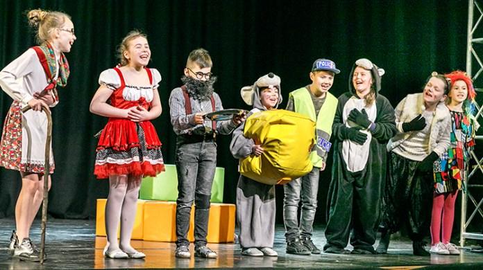 Festiwal Teatrów Szkolnych zaprezentował się po raz 23.