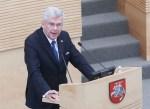 Stanisław Karczewski: traktat polsko-litewski przełomową chwilą dla obu narodów