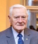 Valdas Adamkus Fot. Marian Paluszkiewicz