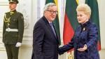 Dalia Grybauskaitė możliwą  następczynią Donalda Tuska