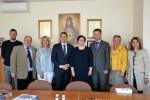 Samorząd Rejonu Wileńskiego odwiedziła delegacja z gminy Kosakowo