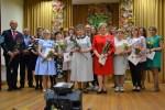 Społeczność Dziennego Centrum Zajętości Osób Niepełnosprawnych w Niemenczynie radośnie obchodziła 15. jubileuszowe urodziny