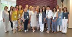 """Uczestnicy międzynarodowego projektu Erasmus + """"My culture, your culture, our culture"""" odwiedzili Samorząd Rejonu Wileńskiego"""