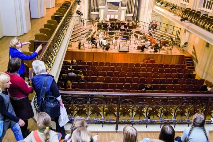 Litewska Filharmonia Narodowa świadkiem zawiłej historii stolicy