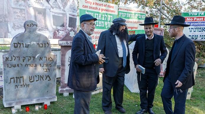 Apel wspólnoty żydowskiej o rezygnację władz Wilna z rekonstrukcji Pałacu Sportu