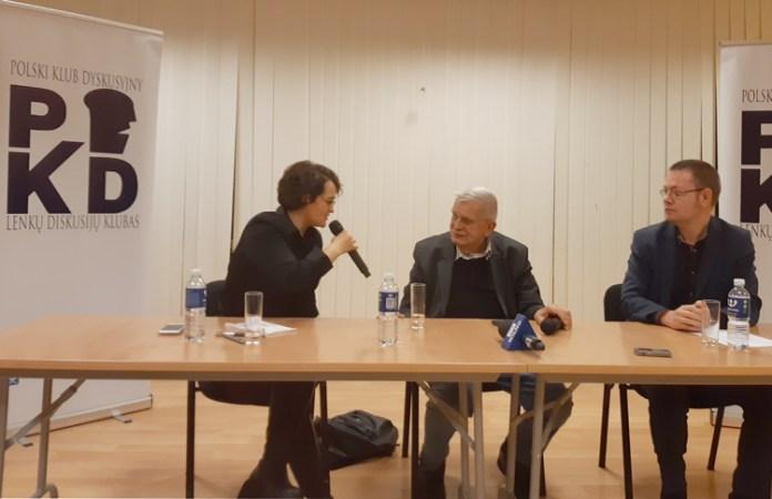 Venclova: Wilno nigdy nie stanie się miastem homogenicznym