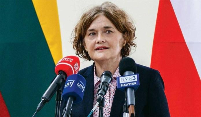Polepszające się polsko-litewskie stosunki to dziedzictwo Lecha Kaczyńskiego
