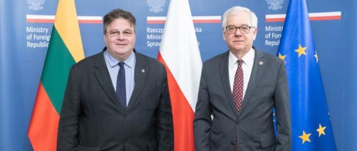 Litwa i Polska monitorują sytuację na Białorusi