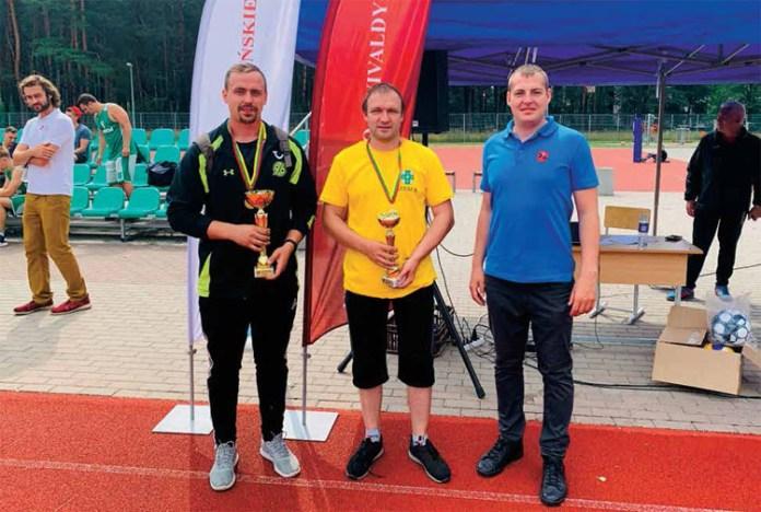 Niemenczyn zwycięzcą Sportowych Igrzysk Starostw Rejonu Wileńskiego