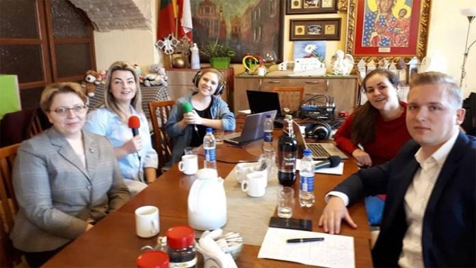 O Wilnie i Wileńszczyźnie dla słuchaczy w Polsce i na Litwie