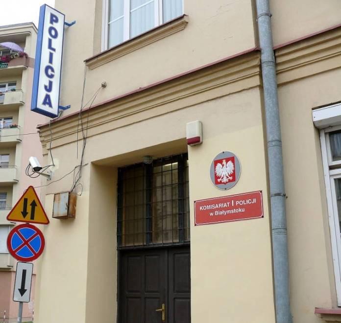 Próba zabójstwa w Białymstoku — pistolet nie wypalił